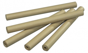 Kraftpapir brunt 86cmx50m Fødevareegnet 50g/m2 håndrulle (2,6kg)