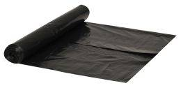 Affaldssække LD sort (40MY) B:700xL:1100 mm - 10stk/rl.
