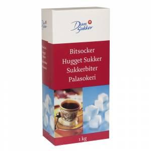 Sukker, Dansukker, hugget 1000gr./pak