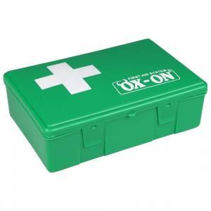 Førstehjælpskasse, Ox-on, grøn
