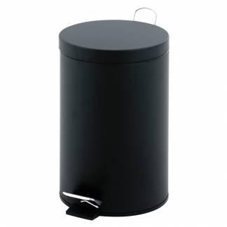 Pedalspand, EKO, 3 l, sort *Denne vare tages ikke retur*