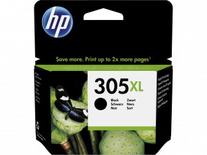 No305XL High Yield Black Ink Cartridge