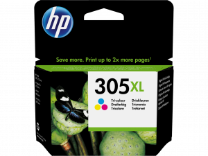 No305XL High Yield Tri-color Ink Cartridge