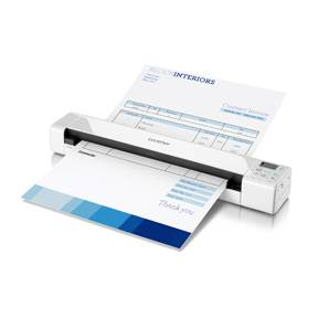 Mobil scanner Brother DS-820W batteridrevet 7,5m/min