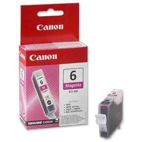 Canon BCI-6PM Original blækpatron - FOTO MAGENTA