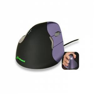 Evoluent (VM4S) Vertical Mouse 4 right hand small - Sort
