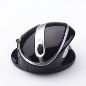 BakkerElkhuizen Vertikal Oyster mouse trådløs t/ H+V hånd