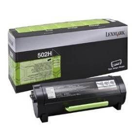 Lexmark 502HE Lasertoner 50F2H0E Corporate (5k) - Sort