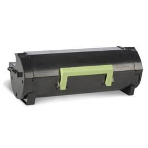 Lexmark 502UE Lasertoner 50F2U0E Corporate (20k) - Sort