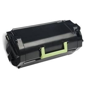 Lexmark 522 Lasertoner 52D2000 Return (6k) - Sort
