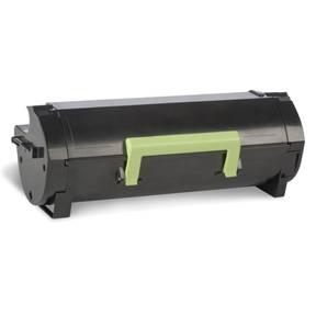 Lexmark 502U Lasertoner 60F2000 Return (2.5k) - Sort