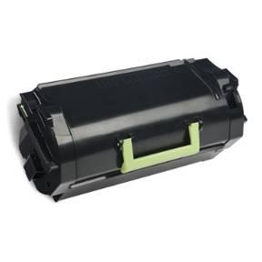 Lexmark 622HE Lasertoner 62D2H0E Corporate (25k) - Sort