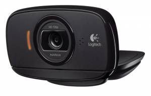 LOGITECH B525 WEBCAM fold-and-go - Sort