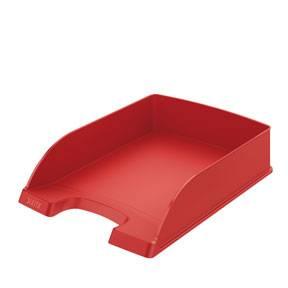Brevbakke Plus stabelbar rød