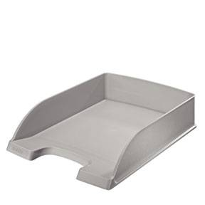 Brevbakke Plus stabelbar grå