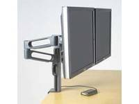Monitor Arm Dual Column Mount