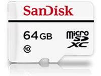 64GB Video Monitoring Crd&Adpt