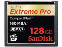 Extreme PRO CF 160MB/S 128GB