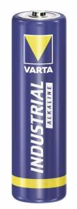 Batteri Varta Industrial LR 06 AA 4stk/pak