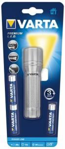 Lommelygte Varta LED Light inkl. 3stk LR03 AAA batteri