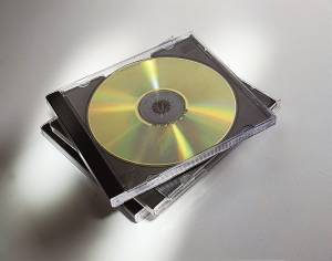 CD/DVD jewel case Fellowes 98310 10stk/pak