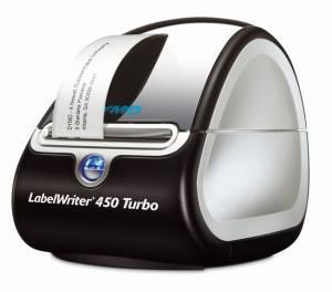 Etiketprinter DYMO LabelWriter 450 Turbo
