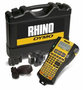 Labelmaskine DYMO Rhino 5200 proff. kit m/tilbehør