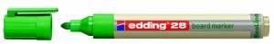 Whiteboardmarker edding 28 EcoLine grøn 1,5-3mm