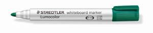 Whiteboardmarker Staedtler grøn Lumocolor 2,0mm 10stk/pak