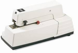 Elektrisk hæftemaskine Rapid Classic 90ec, t30 ark - Hvid