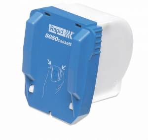 Hæfteklammekasette Rapid R5050e - 5000stk/kassette