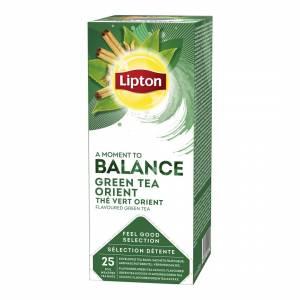 Lipton Grøn Te Orient - 6æsk á 25 breve