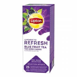Te Lipton Blue Fruit - 6æsk á 25 breve