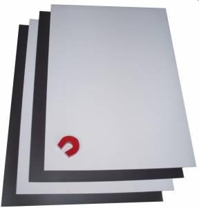 Magnetpapir InkJet hvid mat A4 - 20ark/pakke