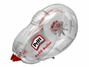 Korrekturroller Pritt 4,2mm m/dispenser 12m