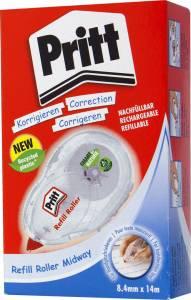 Korrekturroller Pritt refill 6mmx12m