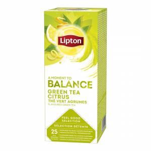Te Lipton Tchae Citrus -  æske á 25 breve