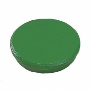 Magneter Dahle 38mm rund grøn 10stk/pak 2,5kg bærekraft