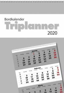 Mayland Bordkalender Triplanner 2020 14,8x21cm 20 1310 20