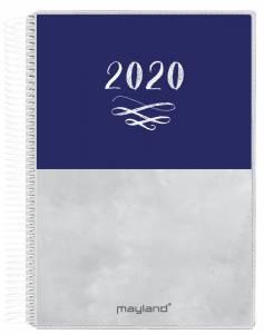 Mayland Senior-kalender 2020 m/spiral