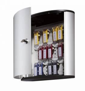 Nøgleskab Durable Keybox 18 alu til 18 nøgler