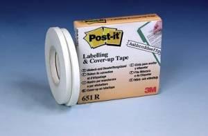 Post-it korrektionstape 651r 4mmx17m 3M