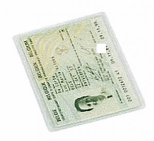 Navneskilte t/ID Esselte A7 (81x110mm) 0,105mm glasklar - 100stk/pak