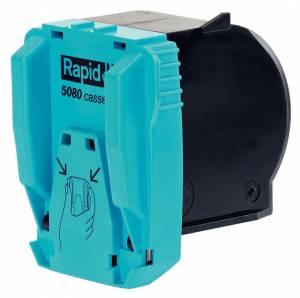 Hæfteklammekassette Rapid R5080e - 5000stk/kassette