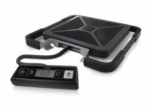 Pakkevægt Digital DYMO S50 med USB 50kg - Sort