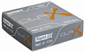 Hæfteklammer Rapid DUAX 1000stk 2-170 ark