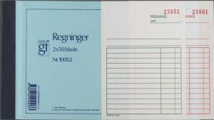 GRAFISK REGNING M/KOPI  10002