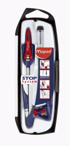Passer 3 dele STOP SYSTEM Maped 0,5mm pencil