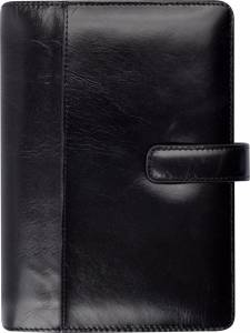 Mayland System PP 2019 ugekalender højformat 9,5x17cm sort skind
