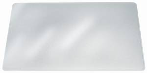 Skriveunderlag klar Durable DURAGLAS 40x53cm 7112